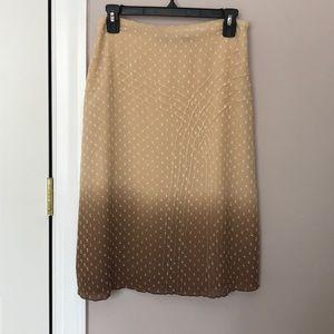 Kenar Silk Skirt
